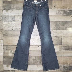 Low-Rise Flare Jeans Henry & Belle Randolph Lila